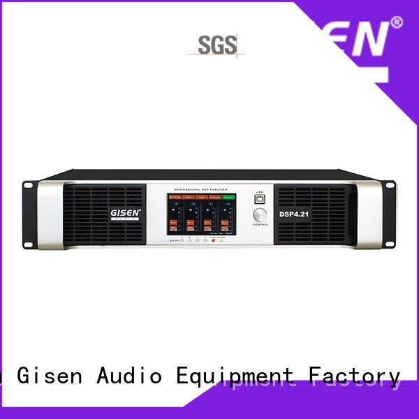 multiple functions studio amplifier channel manufacturer for venue