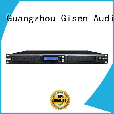 Gisen digital audio power amplifier wholesale for performance