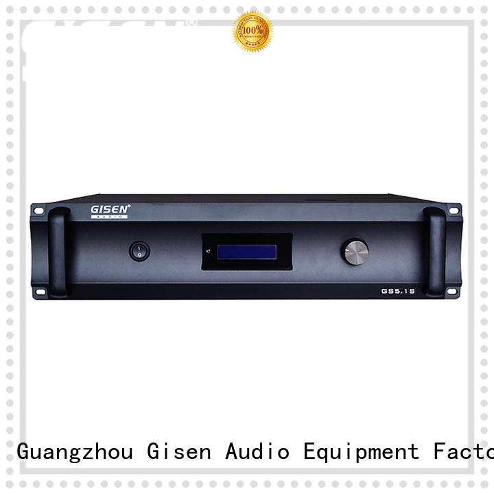 Gisen digital home theater amp wholesale for ktv