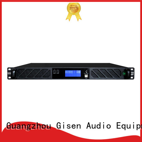 Gisen german homemade audio amplifier supplier