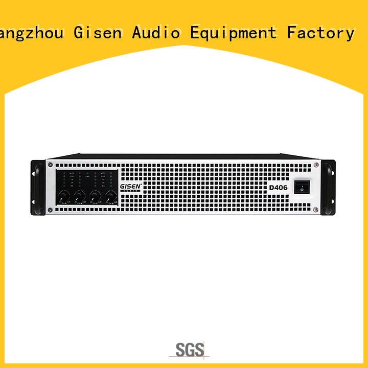 advanced class d audio amplifier 2100wx4 wholesale for meeting