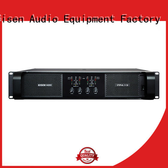 Gisen unbeatable price best power amplifier source now for various occations