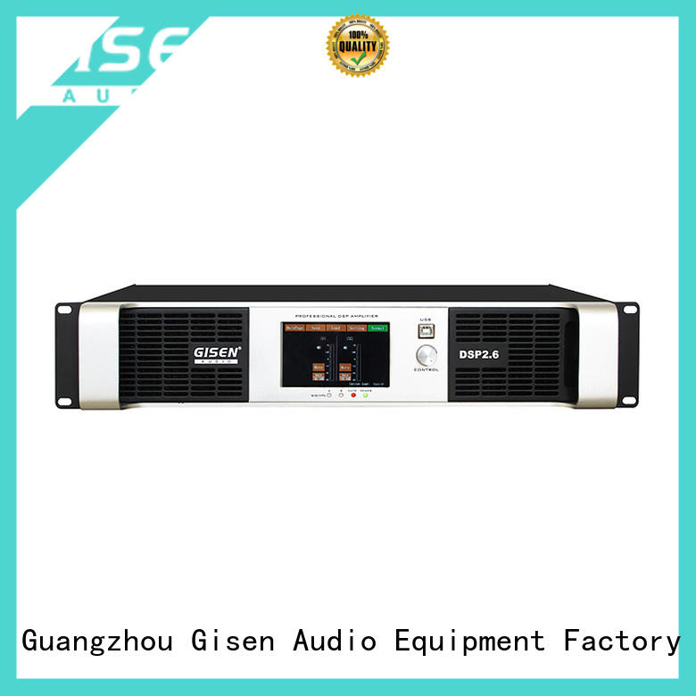 Gisen german studio amplifier wholesale
