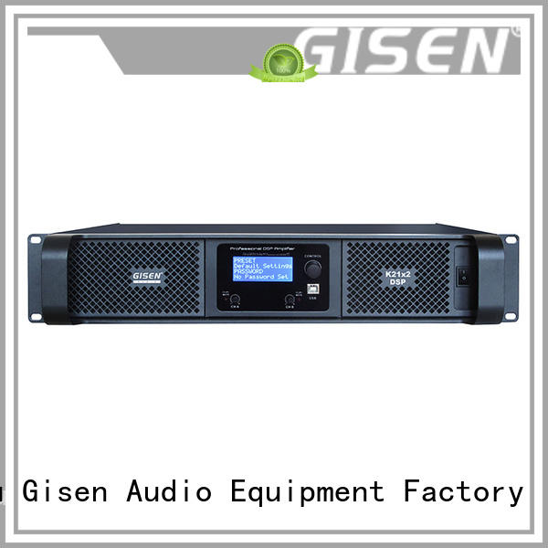 Gisen multiple functions homemade audio amplifier wholesale for various occations