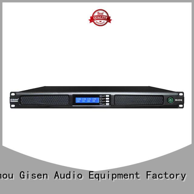 best power amplifier for dj amplifier for performance Gisen