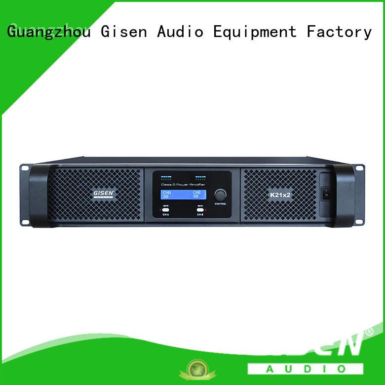 high efficiency class d power amplifier full range supplier for meeting