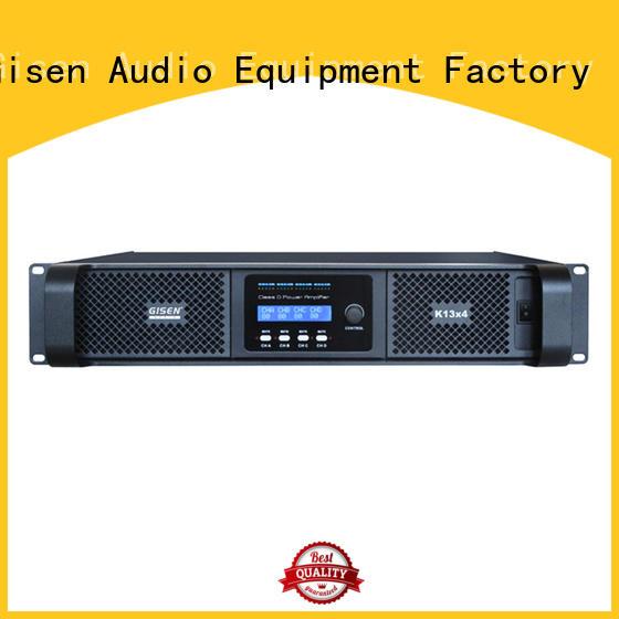 digital hifi class d amplifier supplier for ktv