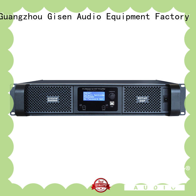 8ohm direct digital amplifier supplier for various occations Gisen