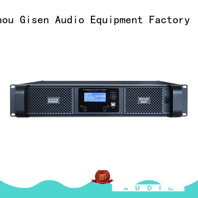 Gisen professional studio amplifier amplifier for performance