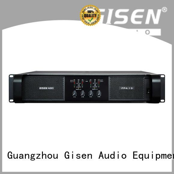 popular hifi amplifier source now for performance Gisen