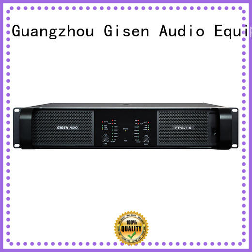 Gisen power home audio amplifier source now for various occations
