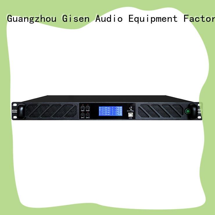 Gisen multiple functions direct digital amplifier supplier for performance