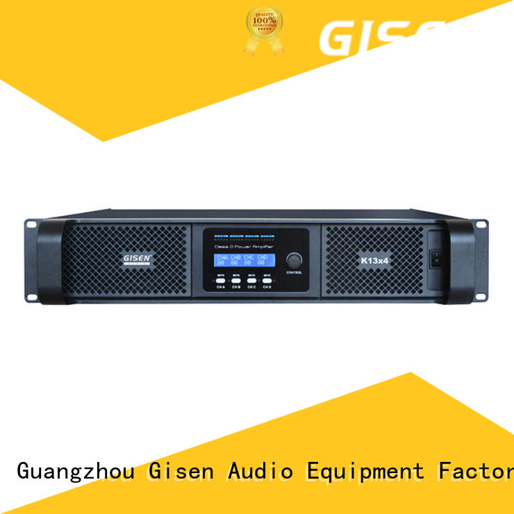 Gisen advanced digital audio amplifier fast shipping for performance
