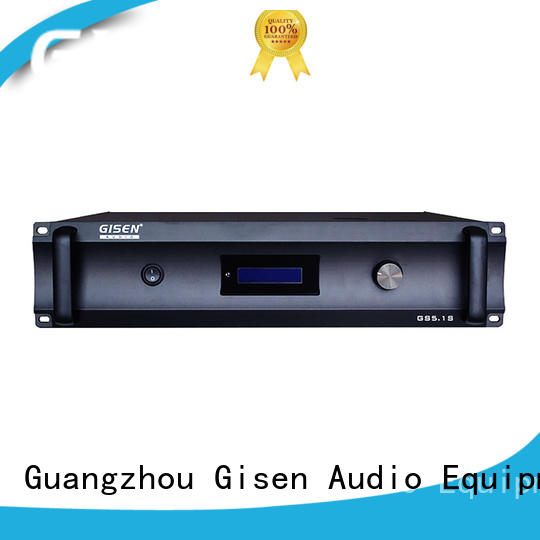 Gisen theatre best amplifier great deal for indoor place