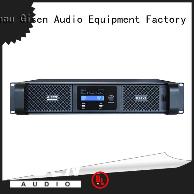 dj amplifier 8ohm for stadium Gisen