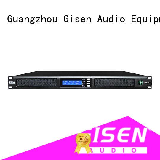 new model professional amplifier 2channel wholesale for venue