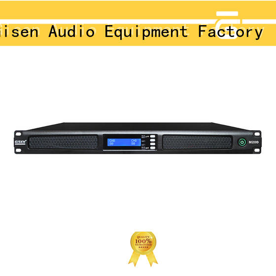 new model digital power amplifier digital series for venue