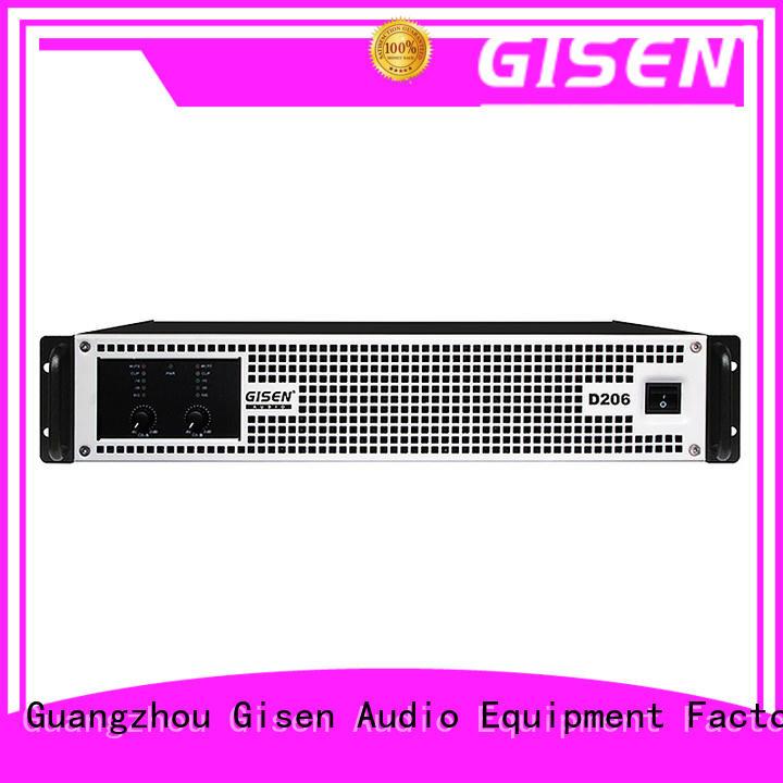 guangzhou best class d amplifier amplifier wholesale for stadium