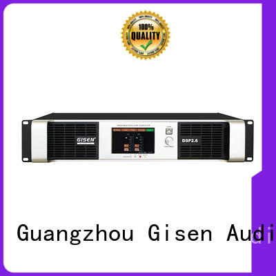 high quality digital amplifier audio supplier for stage