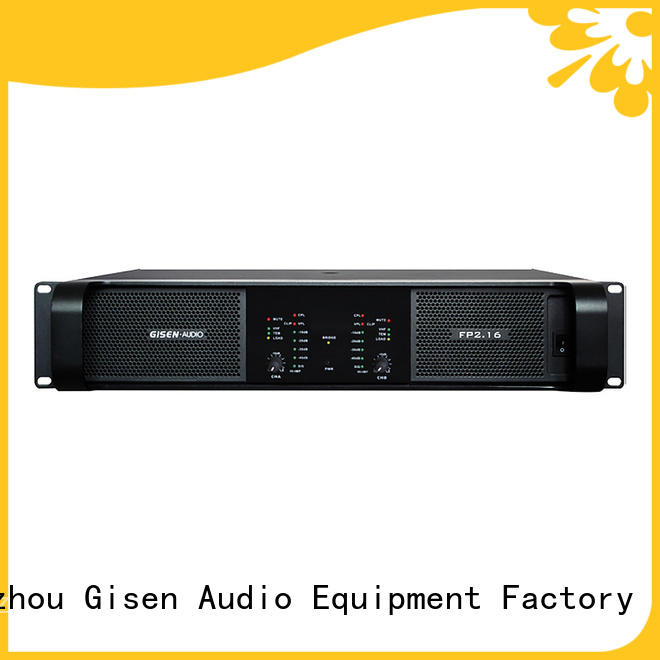 Gisen popular music amplifier source now for various occations