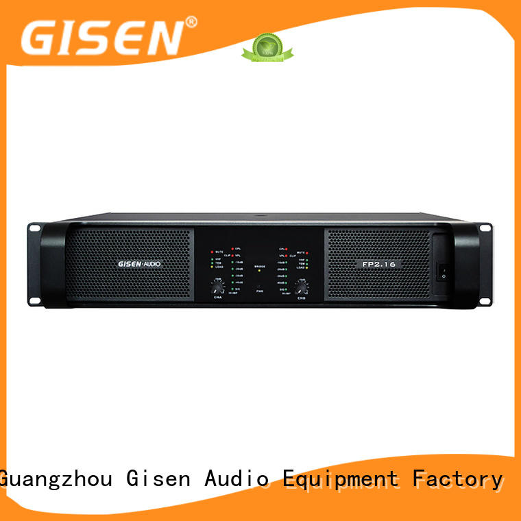 Gisen quality assurance home audio amplifier popular for various occations