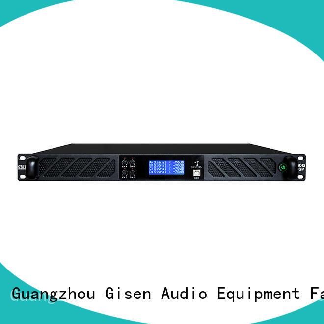 Gisen 1u amplifier power supplier