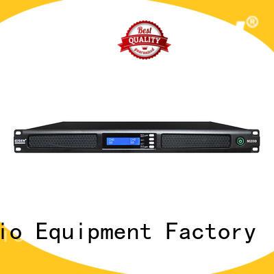 Gisen new model digital stereo amplifier wholesale for venue
