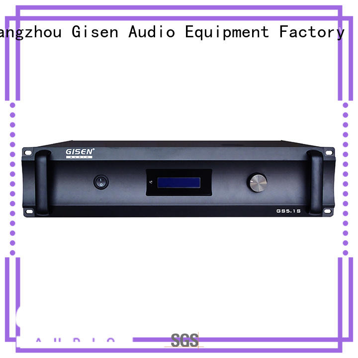 digital amplifier for home use theatre for private club Gisen