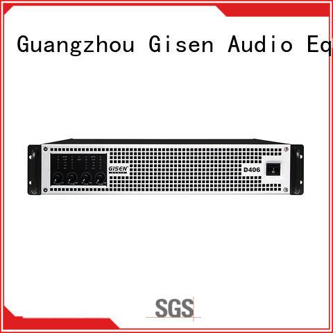 high efficiency class d mono amplifier supplier for ktv