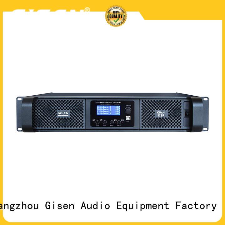 Gisen digital direct digital amplifier supplier for performance