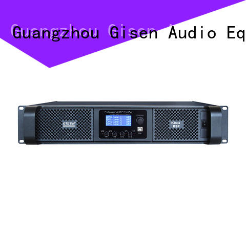 Gisen multiple functions direct digital amplifier factory