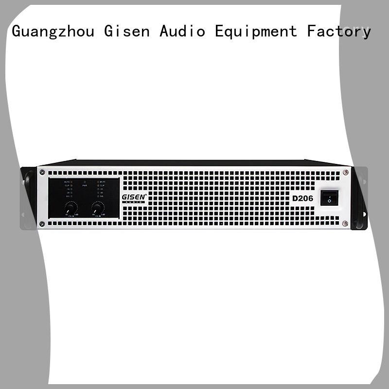 guangzhou hifi class d amplifier professional wholesale for ktv