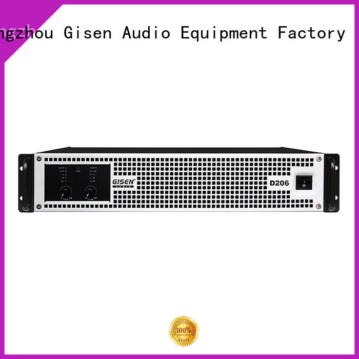 Gisen class hifi class d amplifier wholesale for performance