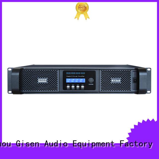 Gisen digital class d audio amplifier wholesale for performance