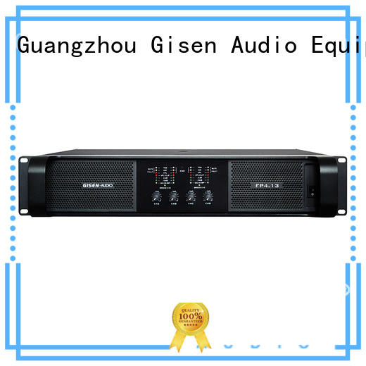 Gisen quality assurance class td amplifier get quotes for various occations