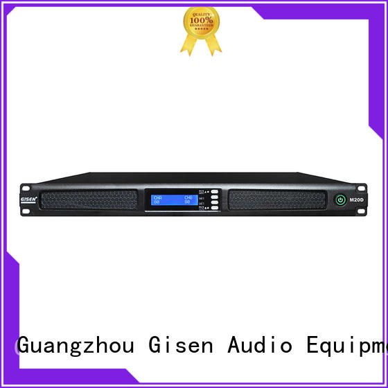 new model professional power amplifier class supplier for entertainment club