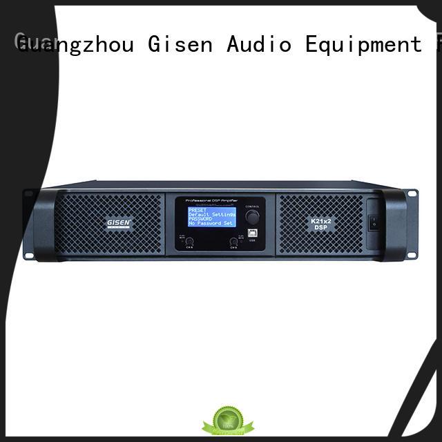 professional studio amplifier 8ohm manufacturer