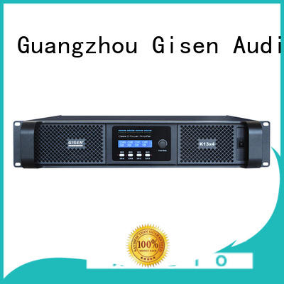 Gisen guangzhou class d stereo amplifier fast shipping for performance