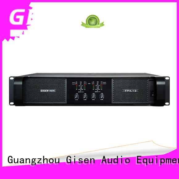 Gisen unreserved service power amplifier class td get quotes for vocal concert