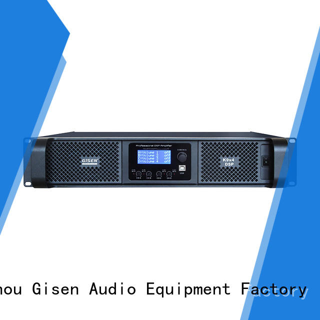 high quality dsp power amplifier german factory