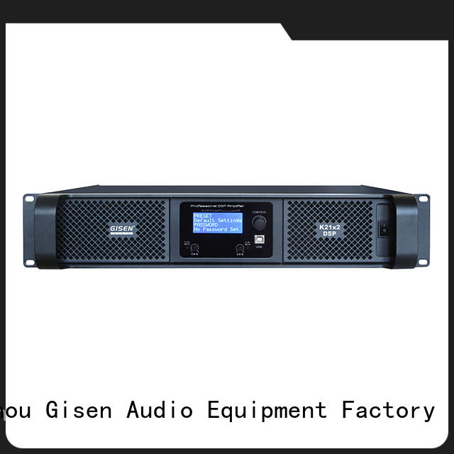 professional direct digital amplifier 2100wx4 supplier for venue