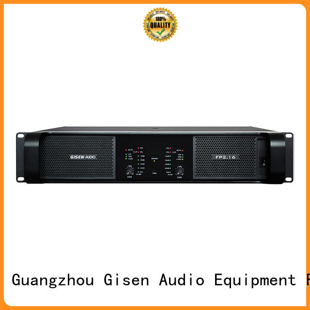 Gisen popular hifi amplifier get quotes for ktv