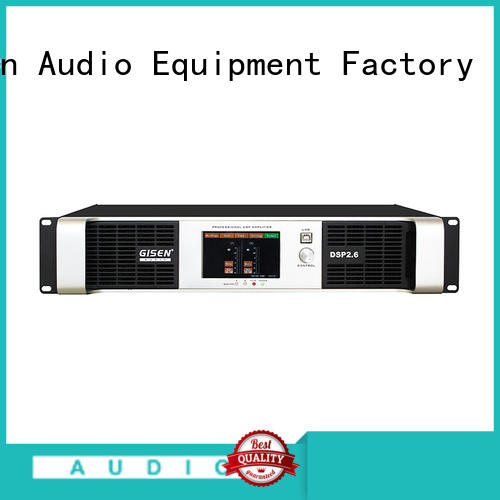 professional multi channel amplifier amplifier wholesale for venue