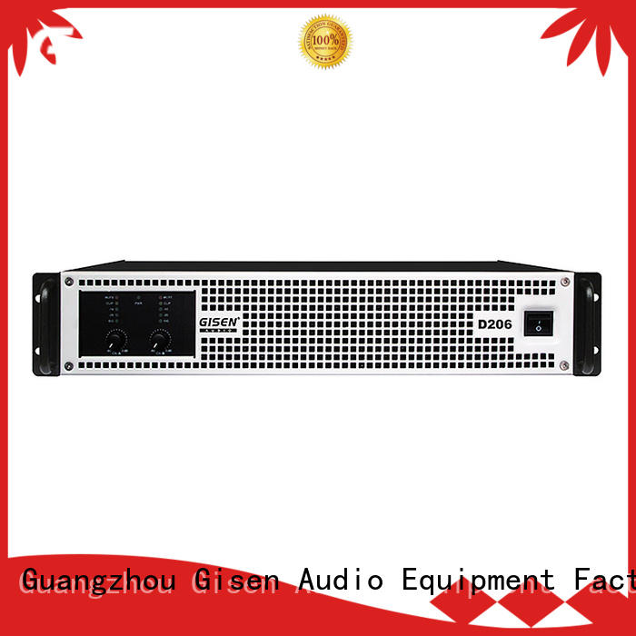 high efficiency dj amplifier 8ohm wholesale for performance