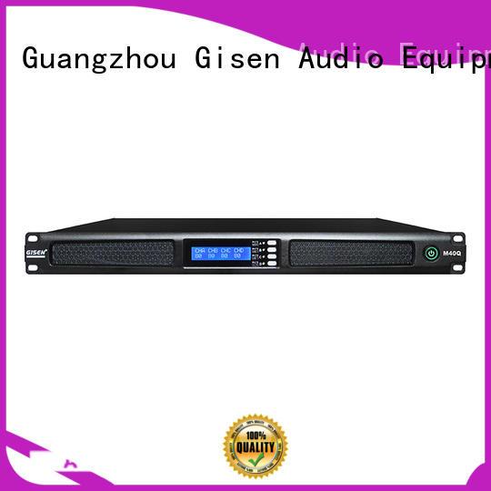 1u power amplifier supplier for performance