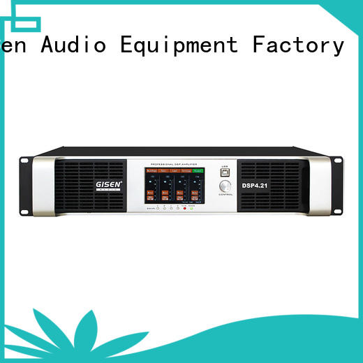multiple functions audio amplifier pro amplifier wholesale for stage
