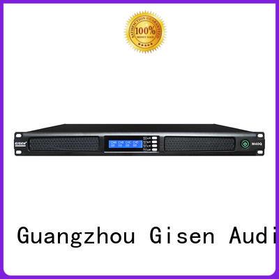 Gisen digital power amplifier series for performance
