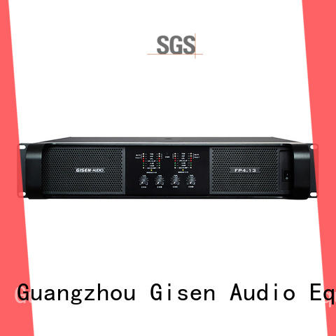 Gisen amplifier stereo amplifier one-stop service supplier for performance