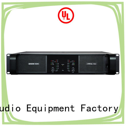 Gisen class music amplifier source now for performance