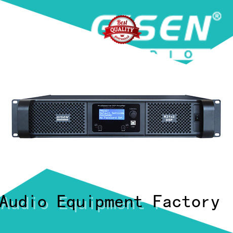 multiple functions dsp amplifier german supplier for venue